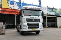 中国重汽 汕德卡SITRAK C7H重卡 440马力 6X4牵引车(带缓速器)(ZZ4256V324HD1B)