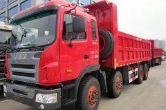 江淮 格尔发A3重卡 245马力 8X4 6.8米自卸车(HFC3311P3K3H30F)