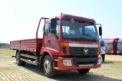 福田 欧马可5系中卡 170马力 4X2 6.2米排半栏板载货车(BJ1139VJPEK-A1) 卡车图片