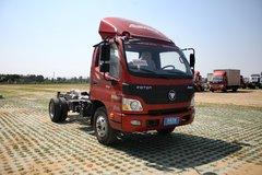 福田 欧马可3系 143马力 4.165米单排轻卡底盘(BJ5049XXY-A3) 卡车图片