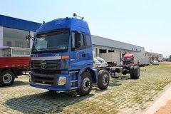 欧曼ETX载货车外观                                                图片