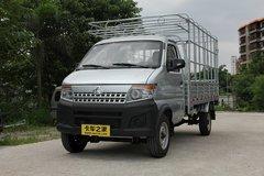 长安轻型车 神骐 1.3L 99马力 汽油 2.3米单排仓栅式微卡(SC5025CCYSC4) 卡车图片