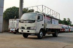 东风 多利卡D6 102马力 4.2米单排栏板轻卡(DFA1041S35D6) 卡车图片