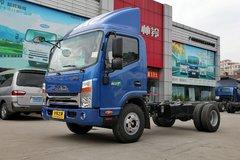 江淮 帅铃H340 120马力 4.2米单排厢式轻卡底盘(HFC1048P71K1C2) 卡车图片