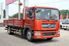 东风 多利卡D9中卡 160马力 4X2 6.8米栏板载货车(DFA1161L10D7) 卡车图片