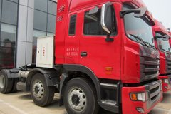 江淮 格尔发K3重卡 336马力 6X2 LNG牵引车(HFC4241P1N5C29F) 卡车图片