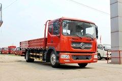 东风 多利卡D9中卡 160马力 4X2 6.2米栏板载货车(DFA1140L10D6)