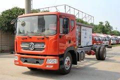 东风 多利卡D9中卡 160马力 4X2 7.7米厢式载货车底盘(康明斯)(DFA5161XXYL10D8AC) 卡车图片