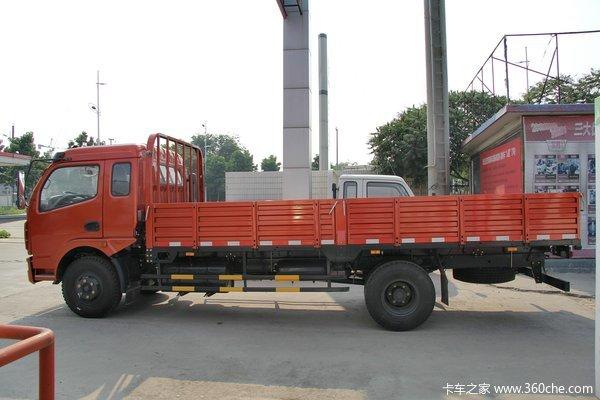 东风 多利卡D7 2018款 150马力 5.18米排半栏板轻卡(EQ1120L8BDD)