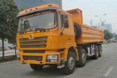 陕汽康明斯 德龙F3000 超强版 385马力 8X4 7.8米自卸车(SX3310DB386A)图片