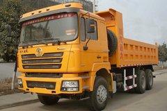 陕汽重卡 德龙F3000 336马力 6X4 5.2米自卸车(城建版)(SX3256DR354) 卡车图片