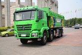 陕汽重卡 德龙新M3000 336马力 8X4 6.5米新型渣土车(SX3316HR326)