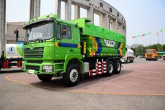 陕汽重卡 德龙F3000 超强版 430马力 8X4 8米自卸车(SX3310DB406A)