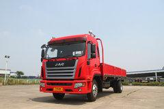 江淮 格尔发K6中卡 165马力 4X2 6.8米排半载货车(中高顶)(迈斯福动力)(HFC1161PZ5K1E1AF) 卡车图片