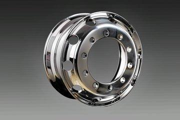 嘉世通 22.5X9.00 铝合金车轮(编号:JDH101-22590)