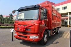 东风柳汽 乘龙M3中卡 170马力 4X2 6.75米仓栅式载货车(LZ1163RAPAT) 卡车图片