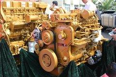 东风康明斯ISL9.5-360E40A 360马力 9.5L 国四 柴油发动机