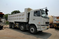 华菱之星 重卡 336马力 8X4 6.5米自卸车(HN3310BC34B8M4)