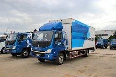 铂骏 翼骏 130马力 6.2米厢式轻卡 卡车图片
