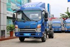 江淮 帅铃H330 160马力 4.2米单排轻卡底盘(HFC5043XXYP91K6C2) 卡车图片