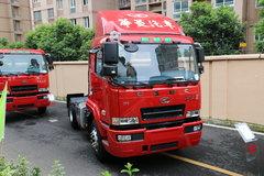 华菱之星 重卡 270马力 4X2牵引车(HN4180H27C4M4) 卡车图片