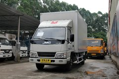 江铃 新顺达 109马力 4.2米单排厢式轻卡(JX5044XXYXGE2) 卡车图片