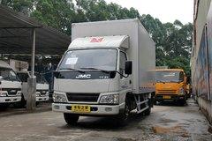 江铃 新顺达 116马力 3.7米单排厢式轻卡(JX5044XXYXCH2)