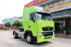 中国重汽 HOWO T7H重卡 440马力 4X2牵引车(ZZ4187V361HD1) 卡车图片