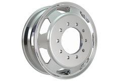 宝石 24.5X8.25铝合金车轮(编号:T034A208526B)