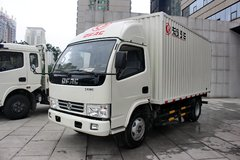 东风 凯普特E280 116马力 4.2米单排厢式轻卡 卡车图片