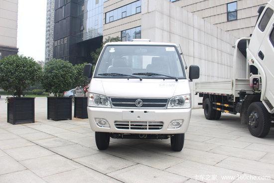 东风 小霸王V 1.3L 91马力 3.3米单排仓栅式小卡(国六)(EQ5031CCY60Q4AC)