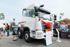 中国重汽 豪瀚J5G重卡 340马力 6X2牵引车(ZZ4255N27C3D1B) 卡车图片