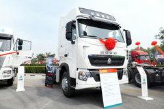 中国重汽 HOWO T7H重卡 440马力 6X4牵引车(白色)(ZZ4257V324HD1B) 卡车图片