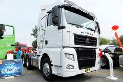 中国重汽 汕德卡SITRAK C7H重卡 480马力 6X4牵引车(ZZ4256V324HD1B)