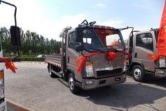 中国重汽HOWO 悍将 102马力 4.2米单排栏板轻卡(ZZ1047D3414D145) 卡车图片