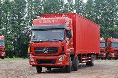 东风商用车 天龙重卡 245马力 6X2 9.6米排半厢式载货车(DFL5253XXYAX1B)