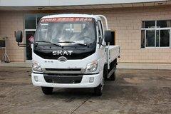 时骏 斯卡特 102马力 4.275米单排栏板轻卡(LFJ1071T1) 卡车图片