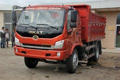 时骏 斯卡特轻卡 130马力 4米自卸车(LFJ3055G6) 卡车图片