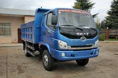 时骏 斯卡特轻卡 129马力 4X2 3.7米自卸车(LFJ3045G7) 卡车图片