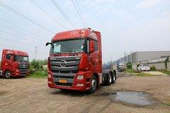 福田 欧曼GTL 6系重卡 超能版 460马力 6X4牵引车(BJ4259SNFKB-XF) 卡车图片