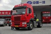 青岛解放 悍V重卡 240马力 4X2牵引车(CA4163P1K2E5A80)