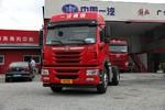 青岛解放 悍V重卡 240马力 4X2牵引车(CA4163P1K2E5A80)图片