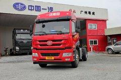 青岛解放 新悍威J5M准重卡 290马力 4X2牵引车(CA4163P1K2E4A80) 卡车图片