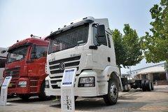 陕汽重卡 德龙新M3000 270马力 6X2 9.6米厢式载货车(AMT)(SX5200XXYMA)