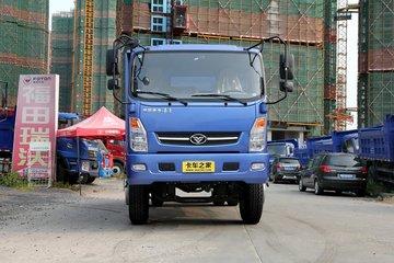 中国重汽 豪曼H3 185马力 6X2 4.7米自卸车(ZZ3258GC0EB1)