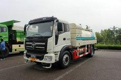 福田瑞沃 190马力 4X2 双燃料洒水车(BJ1165VKPFK-4) 卡车图片
