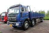 福田 瑞沃Q5中卡 220马力 6X2 9.5米栏板载货车(BJ1255VNPHP-1)