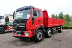 福田瑞沃中型Q5 180马力 6X2 7米自卸车(BJ3225DLPFE-2) 卡车图片