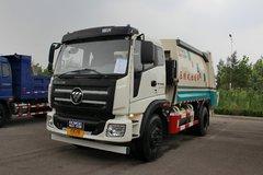 福田 瑞沃Q5 141马力 4X2 压缩式垃圾车(BJ31450JPFG-1)
