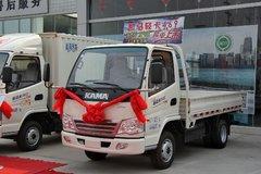 凯马 金运卡 88马力 汽油/CNG 3.3米单排栏板轻卡(KMC1036A26D4) 卡车图片